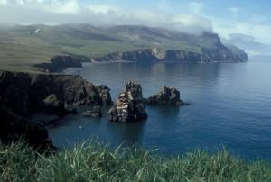 hall, island, Bering, sea