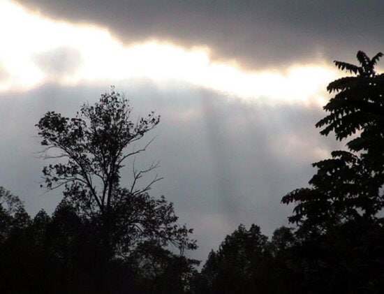 angry, sky, landscape