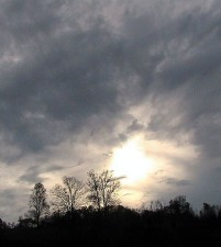 arrabbiato, cielo, natura