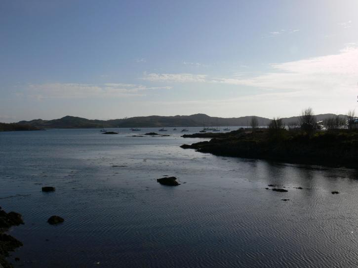 arisaig, road, isles