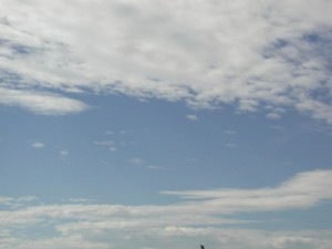 clouds, sky, blue, weather, white, cloud