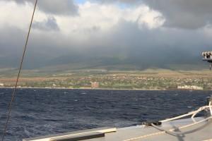 clouds, Maui