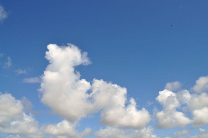 clouds, sky, photo
