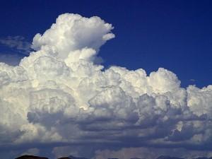 nuages, tempête