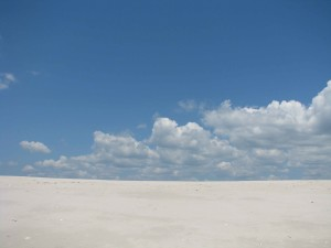 sable, ciel