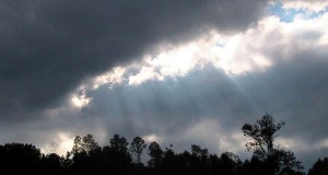 ciel, tempête