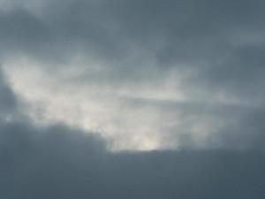 dark sky, cloudy