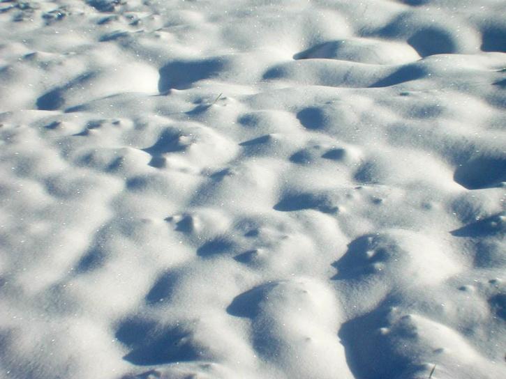 fond, blanc neige