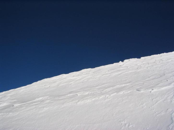 schön, Schnee