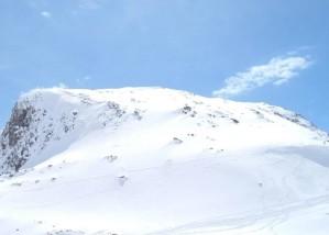 Ski, Alpy, sneh