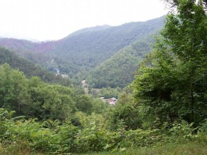 ressort, collines
