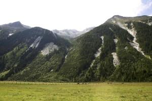 paisaje, montañas, Sumer