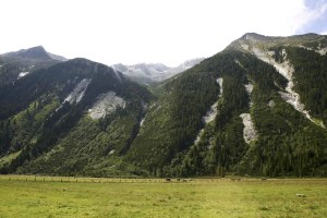 paysage, montagnes, sumer