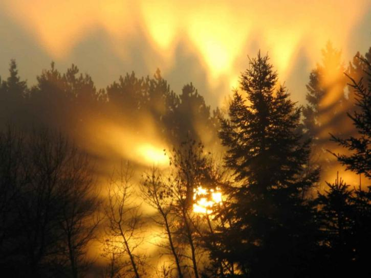 magnificent, sunrise