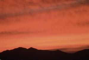 ใหม่ เม็กซิโก พระอาทิตย์ขึ้น