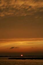 alba, nuvole