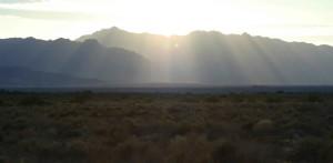 sunrise, mountains, ash, meadows, wildlife, refuge