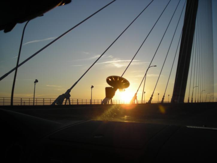 charleston, pont