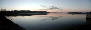 hoàng hôn, bình minh, Hồ, thiên nhiên