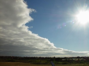 cloud, front, sunshine, currambine
