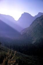 alpine, valley
