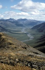 brooks, range, river, valley