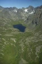 klasické, tvarované, valley, vyrezávané, ustupujúca, hory, ľadovce