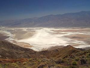 dante, sel, appartements, désert, mort, vallée