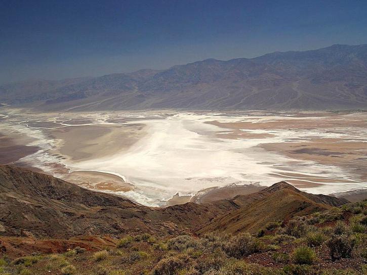 Dante, soľ, byty, púšť, smrti, údolie
