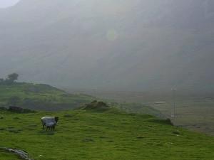 หุบเขา ไอร์แลนด์ ซันไรส์ inneh ไอร์แลนด์