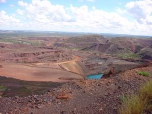 minería, operaciones, Paraburdoo, la mía