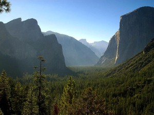 yosemite, vallée