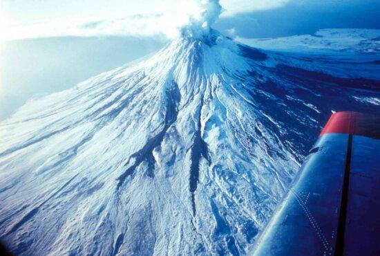 augustine, volcano