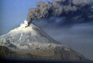 kanaga, volcano, eruption, Kanaga, island, Aleutians