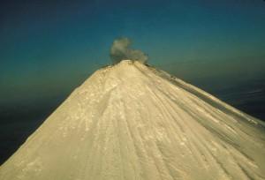 Shishalden, volcán, volcánico, erupción