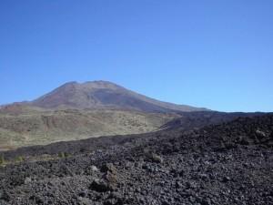 volcanic, mountain