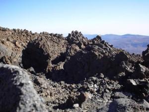 volcanic, stones