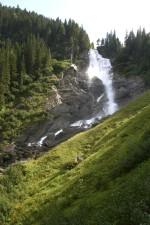 rapide, nature, cascade