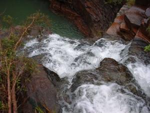 Fortescue, thác nước