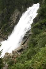 Natura, wodospad, szczyt