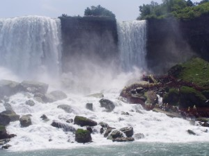 Niagara, Amerikan, Şelalesi