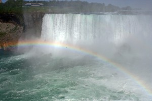 niagra, waterfalls