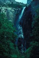 scenic, Yosemite, falls, Yosemite, national park