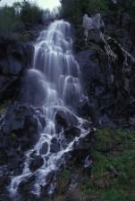 cascade, chute d'eau, à l'ouest, le centre, Oregon
