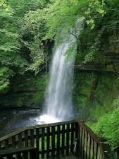 cascata, Glencar, Lough
