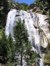 waterfalls, background