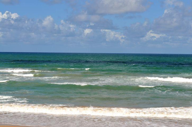 waves, quiet, beach