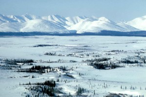 Eis, Schnee, Frost, berge, landschaftlich