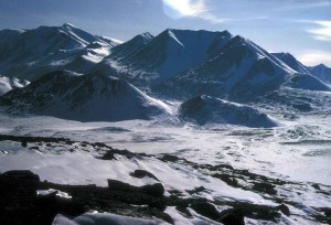 winter, scenics, mountain, Peters, lake