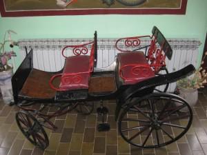 antiquité, cheval, voitures